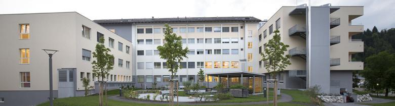 Rehabilitationszentrum bad aussee for Haus bad aussee